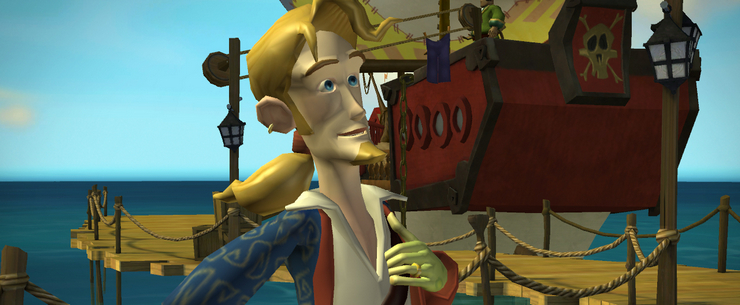 The 'Tales of Monkey Island' can be told again, Relisted on Steam and GOG.com