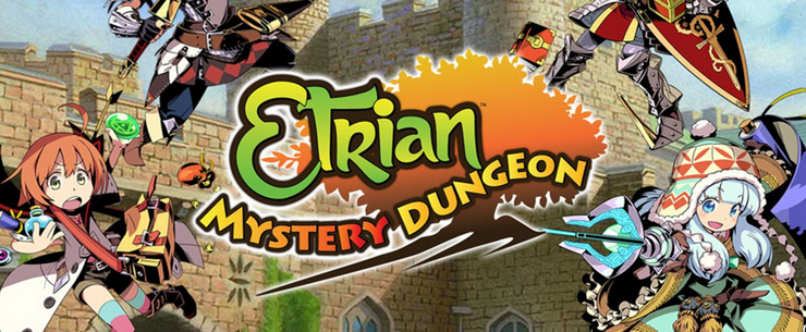Etrian Mystery Dungeon leaving 3DS eShop across Europe on September 30th