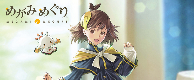 Capcom's F2P JRPG Megami Meguri leaving the eShop in Japan on September 30