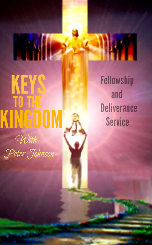Keys to the kingdom w Peter