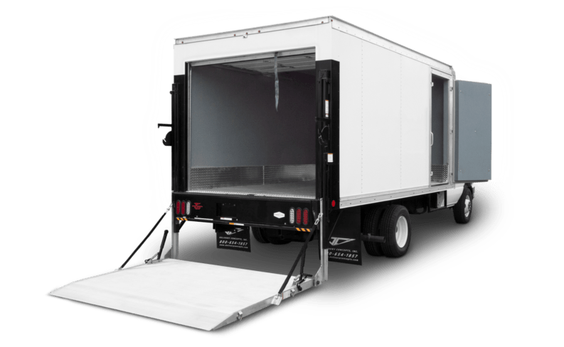 Refrigerated Box Truck Conversions by Delivery Concepts