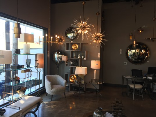 Arteriors Showroom Dallas