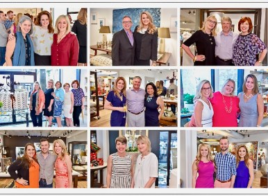 Luxe and Forty Five Ten host ASID Designer's choice winners.