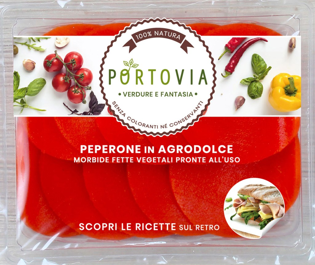 PEPERONE IN AGRODOLCE