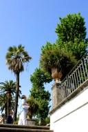 ingresso orto botanico Napoli