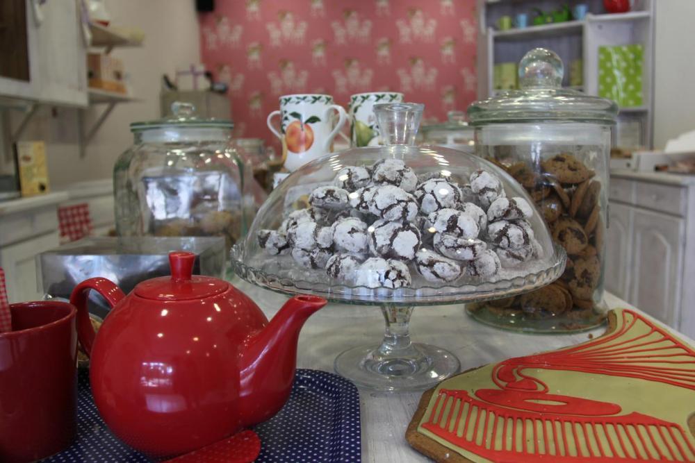 Tappa #3: I biscotti del Mondo di Laura @ Roma (5/6)