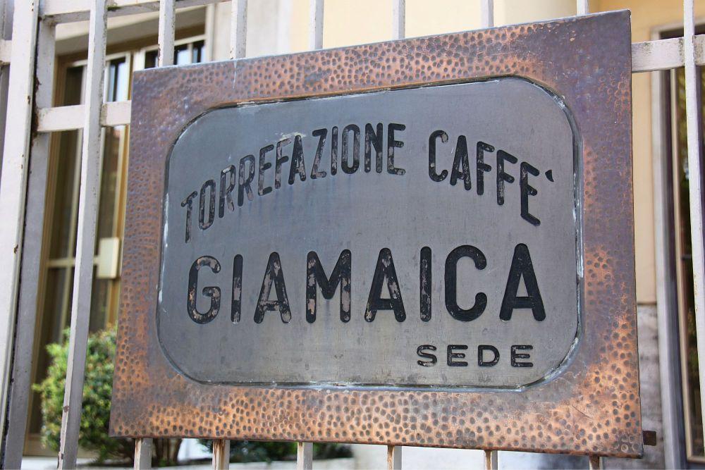 Tappa #12: Il piccolo regno di Caffè Giamaica @ Verona (2/6)