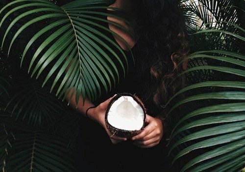 kokosolie tegen rimpels