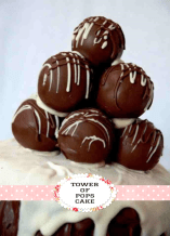 tower-of-cake-pops-chocolate-cake-detail