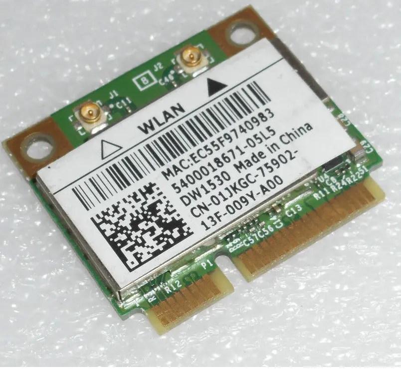 New Driver: Dell Inspiron 1520 Wireless 400 USB Mini-card