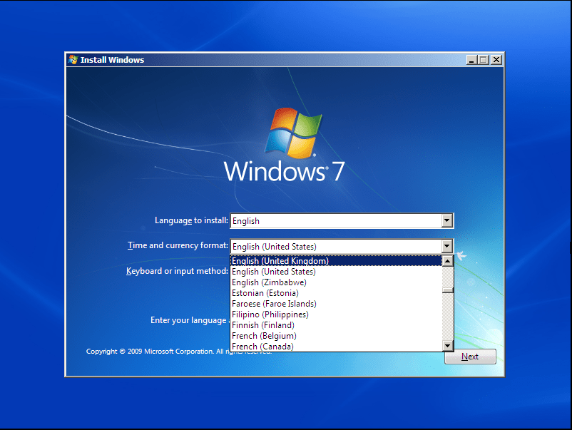 Dell Windows 7 Professional 64-bit SP1 Operating System Reinstallation DVD Win7