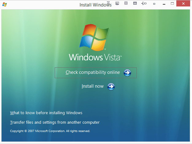 telecharger windows vista iso bootable usb