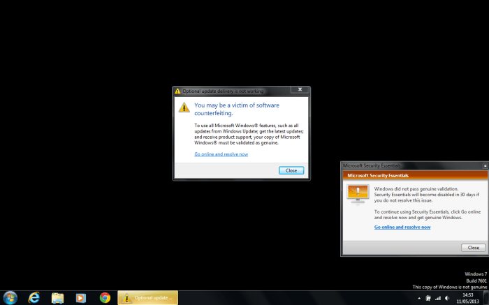 Windows 7 OEM - Applying OEM System Locked Preinstallation