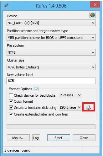 Fedora Bootable 3