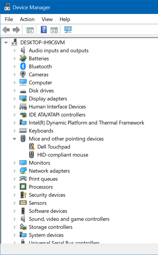 Gateway NE511 Synaptics Touchpad Driver PC