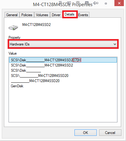 Updating the Firmware of a Solid State Drive or Hard Drive - Windows