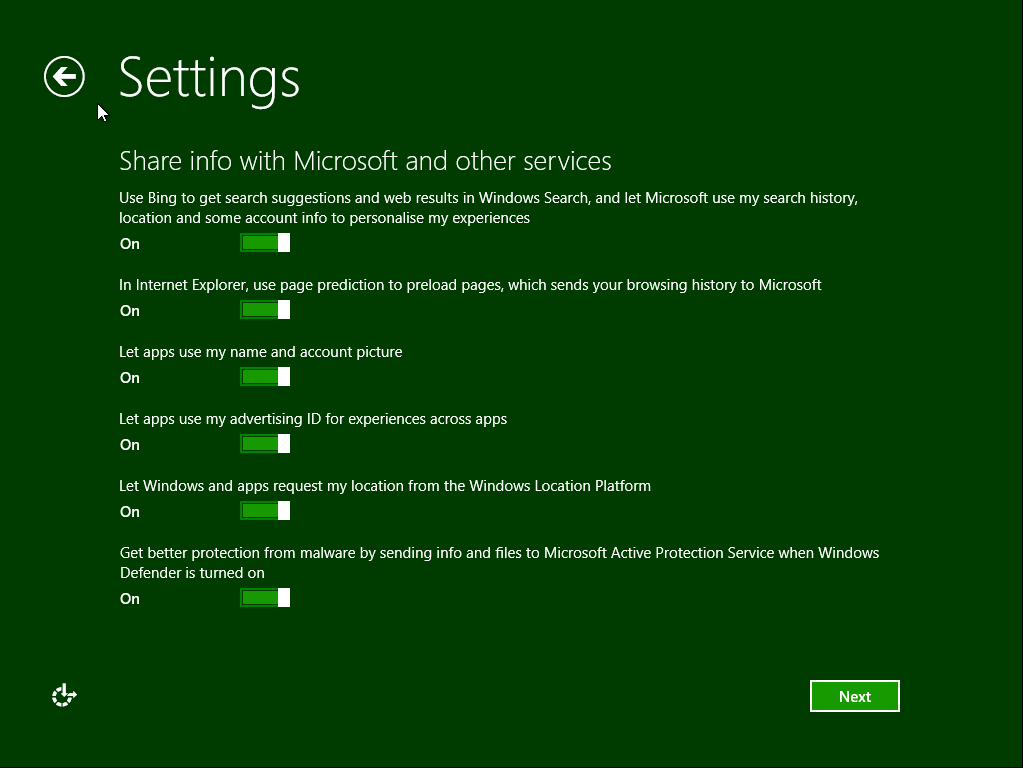 index of ftp windows 8 iso