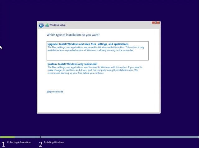 Windows XP or Windows Vista to Windows 10 RS1 Free Upgrade - Windows
