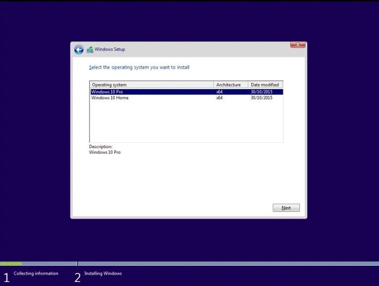 Windows 10 iso