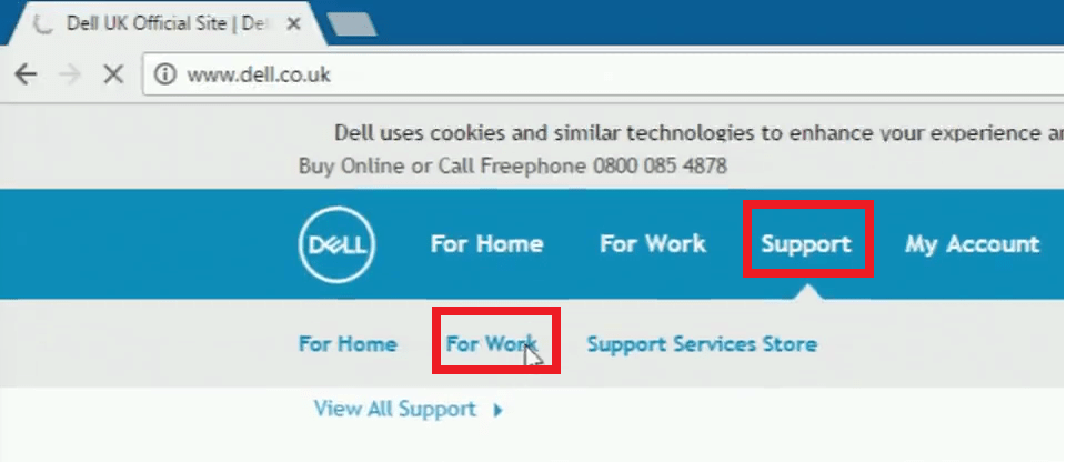Top Five Dell Support Uk 0800 - Circus