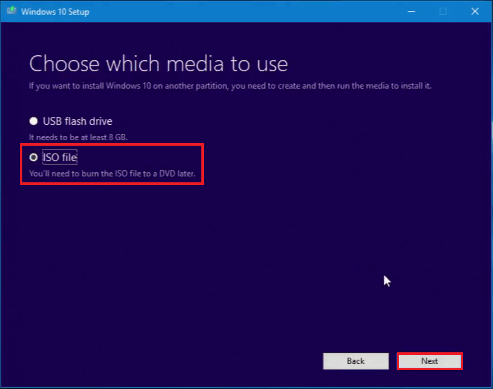 Download Windows 10 Version 1803 Using the Media Creation Tool