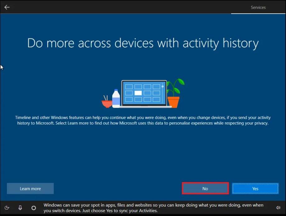 Windows XP or Windows Vista to Windows 10 RS1 Free Upgrade