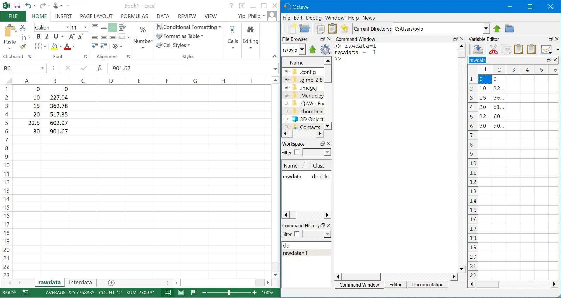 Plotting 2D Figures in Octave/MATLAB - Windows 10 Installation Guides