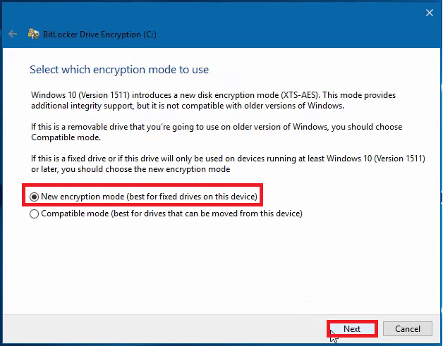 Bitlocker - Windows 10 Installation Guides