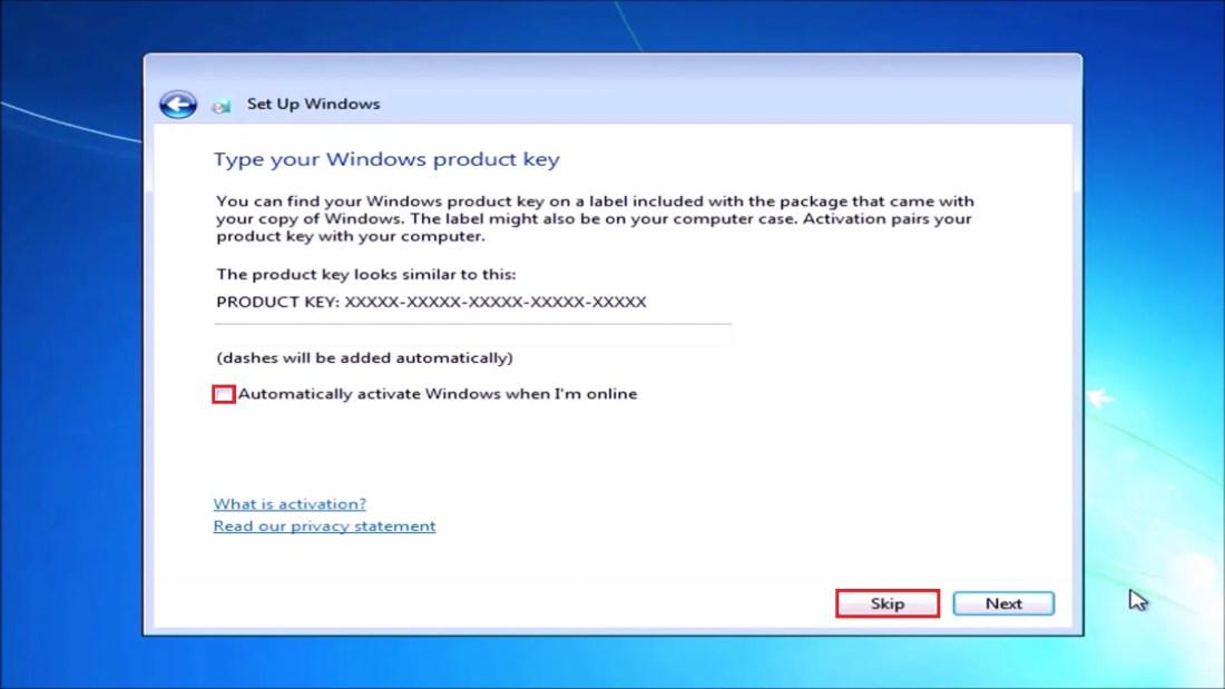 Windows 7 thin pc kms client key