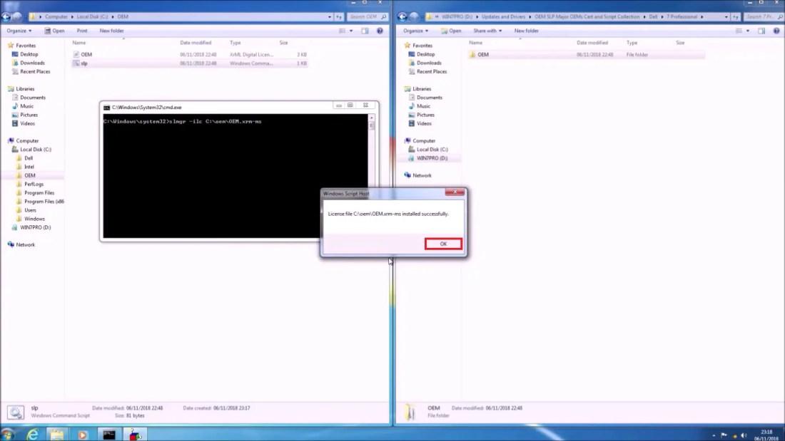 Windows 7 64 Bit Installation on a UEFI BIOS (Up to 6th