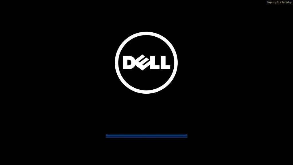 Enter the Dell UEFI BIOS Setup.
