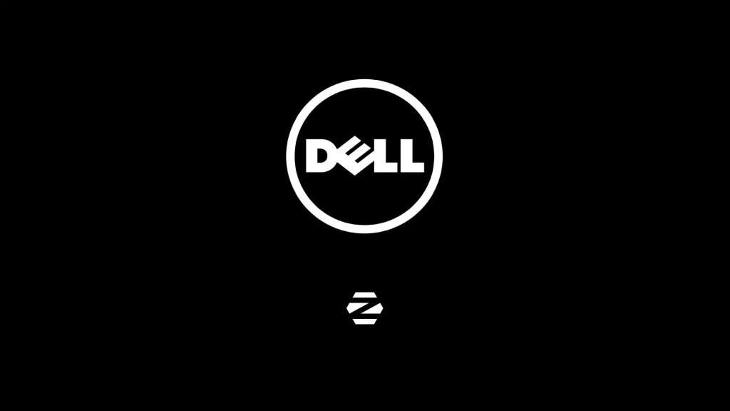 Dell UEFI BIOS Zorin OS Boot Logo 1.
