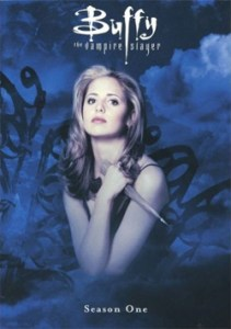 Buffy the Vampire Slayer Season One Cover Art