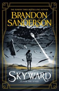 Skyward, YA Sci-Fi, Book Cover