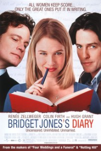 Bridget Jones's Diary Film Poster
