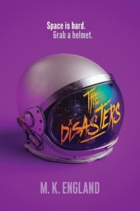The Disasters Book Cover - Science Fiction
