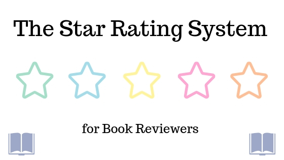 The Star Rating System for Book Reviewers Cover Picture