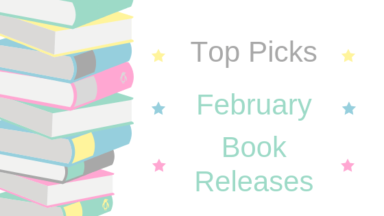 Book Releases February 2019