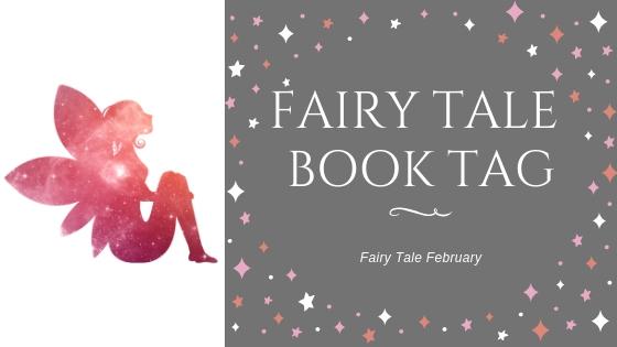 Fairy Tale Book Tag