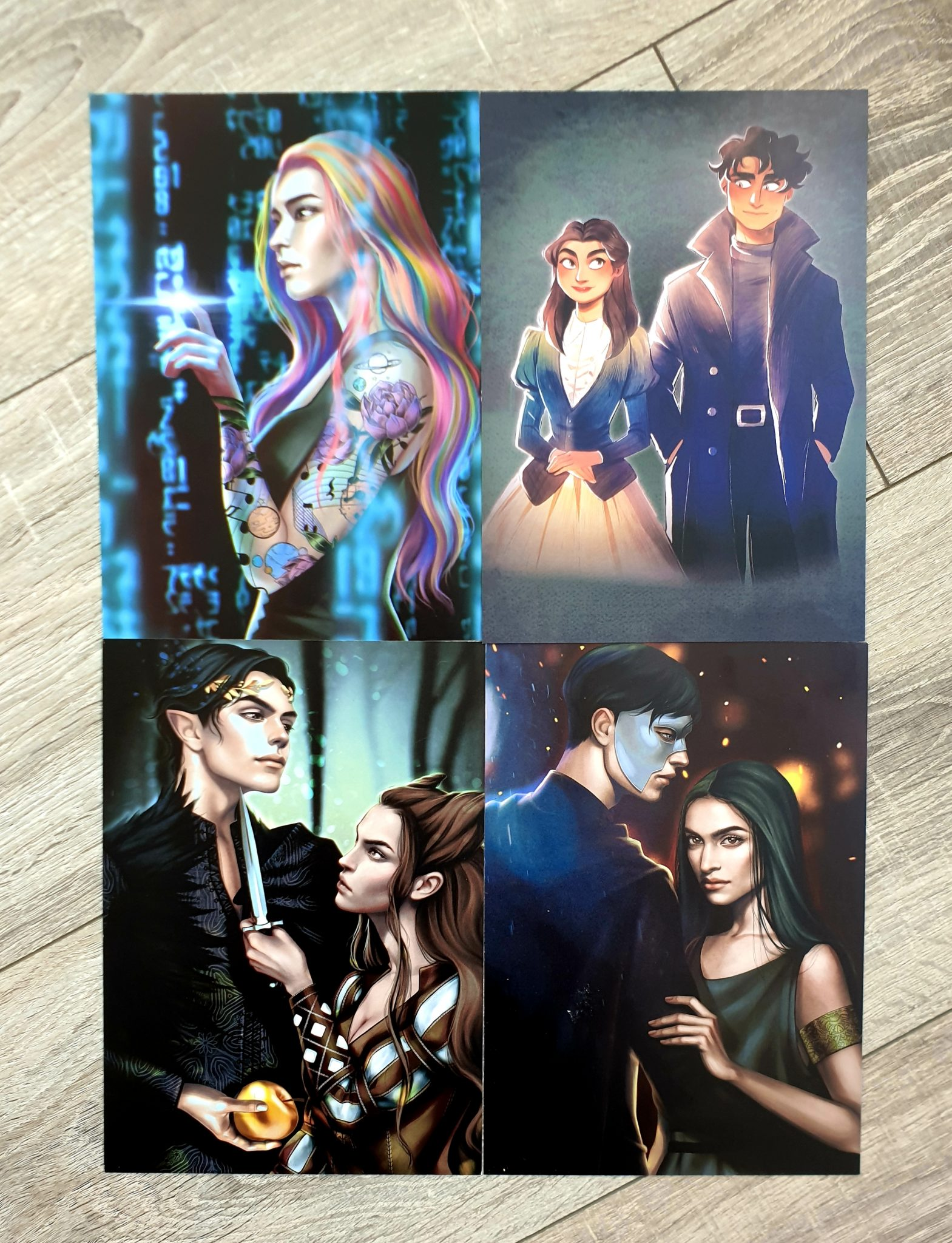 FairyLoot Art Prints