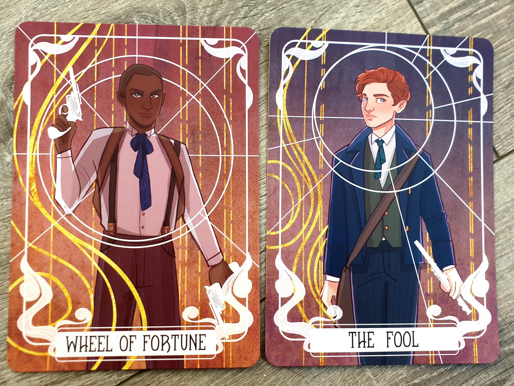 FairyLoot March Tarot Cards