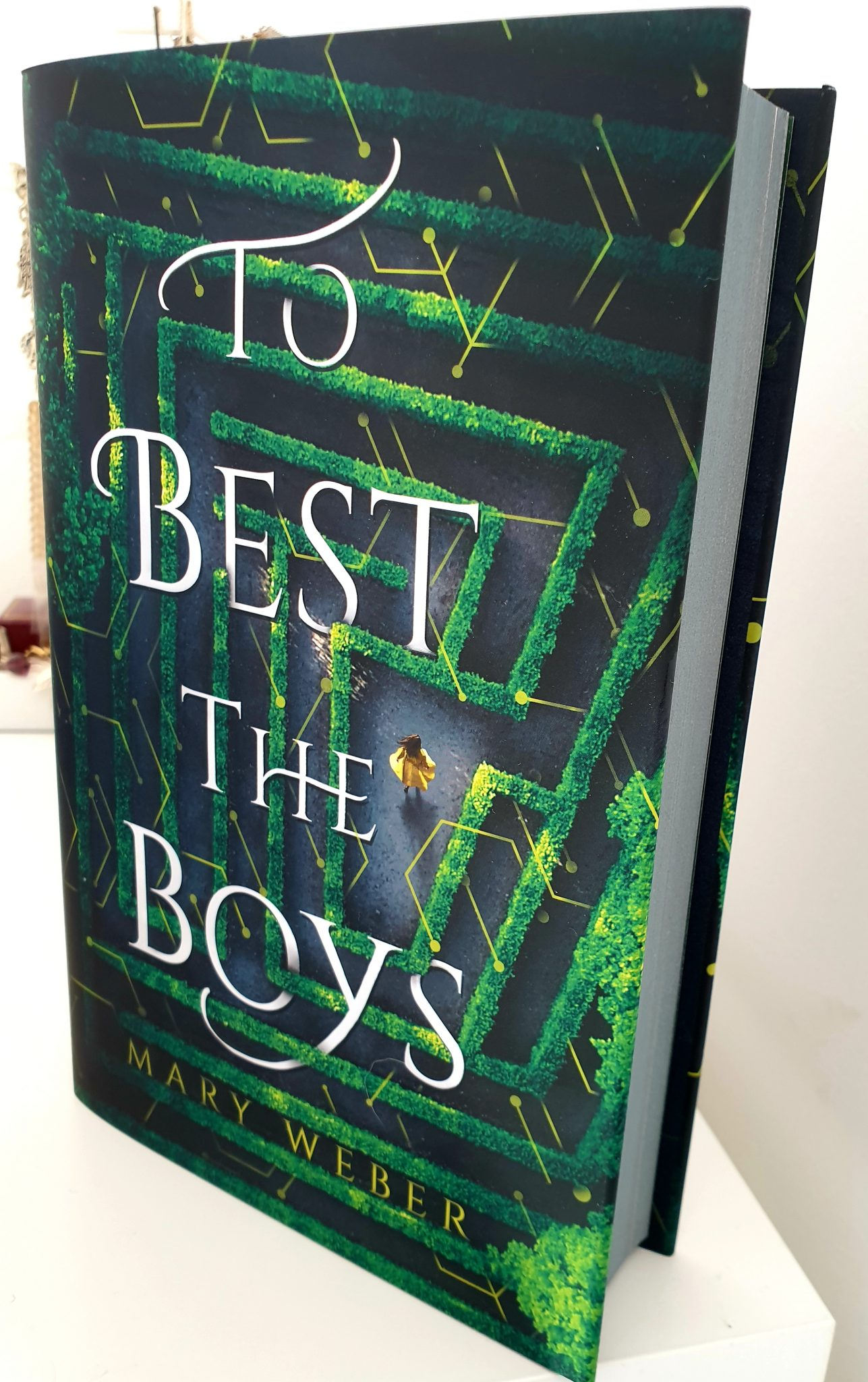 FairyLoot March Book To Best the Boys