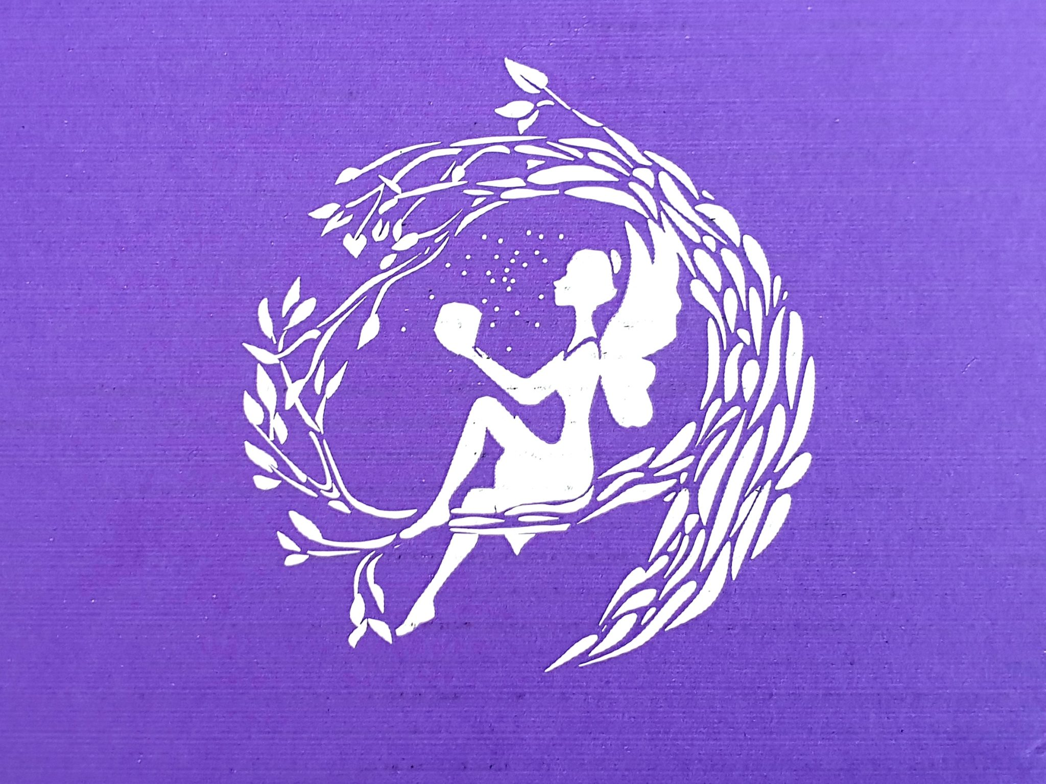 FairyLoot Logo Purple