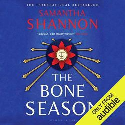 The Bone Season by Samantha Shannon Audible Exclusive Image