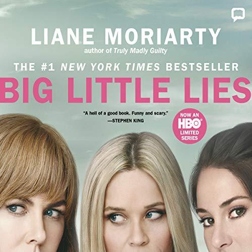 Audible sale - Big Little Lies