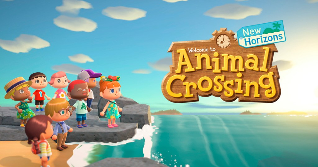 Animal Crossing New Horizons. Nintendo Switch Game