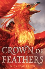 Crown of Feathers by Nicki Pau Preto. Harley in The Sky Book Tag