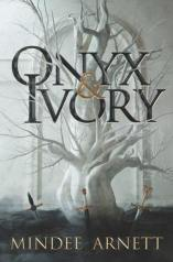Onyx & Ivory by Mindee Arnett. Book Cover.