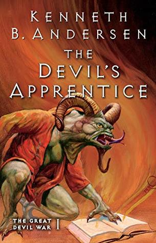 The Devil's Apprentice by Kenneth B. Anderson Book Cover