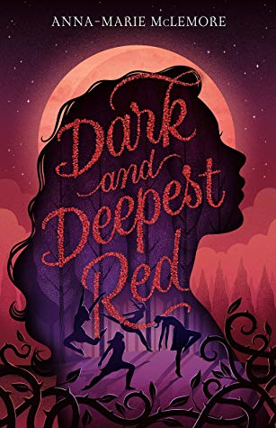 Dark and Deepest Red Book Cover